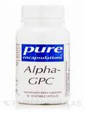 Alpha-GPC 60 Vegetable Capsules