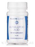 Alpha-Lipoic Acid 150 mg 60 Vegetarian Capsules