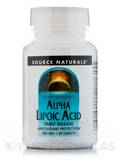 Alpha-Lipoic Acid 300 mg T/R - 60 Tablets