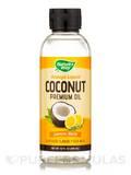 Always Liquid Coconut Premium Oil - Lemon Herb - 10 fl. oz (296 ml)