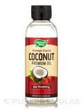 Always Liquid Coconut Premium Oil - Red Raspberry - 10 fl. oz (296 ml)
