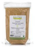 Organic Amalaki Fruit Powder 1 Lb (454 Grams)