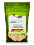LivingNow™ Amaranth Grain (Organic) - 16 oz (454 Grams)