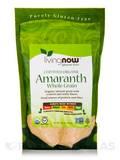 LivingNow™ Amaranth Grain (Organic) 1 Lb (454 Grams)