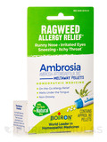 Ambrosia 30C Ragweed Allergy Relief Single Pack - 1 Tube (Approx. 80 Pellets)