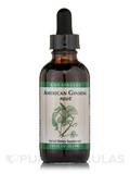 American Ginseng Root - 2 fl. oz (59.2 ml)