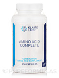 Amino Acid Complete 150 Vegetarian Capsules