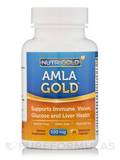 Amla Gold 500 mg 90 Vegetable Capsules