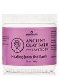 Ancient Clay Bath, Lavender - 12 oz (340 Grams)