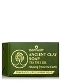 Ancient Clay Soap, Tea Tree Oil - 6 oz (170 Grams)