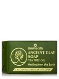 Ancient Clay Soap, Tea Tree Oil - 6 oz (170 Grams)