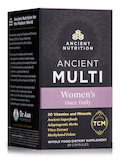 Ancient Multi Women's Once Daily - 30 Capsules
