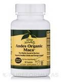 Andes Organic Maca™ 60 Capsules