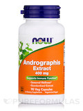 Andrographis Extract 400 mg - 90 Vegetarian Capsules