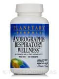 Andrographis Respiratory Wellness 945 mg 60 Tablets