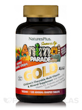 Animal Parade® GOLD Children's Chewable Multivitamin & Mineral Supplement , Assorted Fruit Flavors -