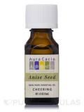 Anise Seed Essential Oil (Pimpinella anisum) - 0.5 fl. oz (15 ml)