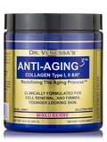 Anti-Aging 3™ Collagen Type I, II & III Mixed Berry - 10.8 oz (307 Grams)
