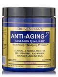 Anti-Aging 3™ Collagen Type I, II, & III Tropical 10.8 oz (307 Grams)