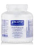 Anti-Fatigue Complex - 240 Capsules