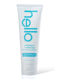 Antiplaque + Whitening Toothpaste (fluoride free) - Natural Peppermint - 4.7 oz (113 Grams)