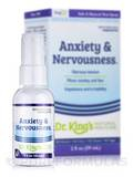 Anxiety and Nervousness 2 fl. oz