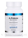 A-Potene (Beta Carotene) - 100 Softgels
