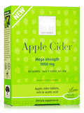 Apple Cider™ Mega Strength 1000 mg - 30 Tablets