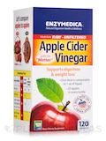 Apple Cider Vinegar - 120 Capsules