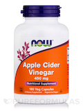 Apple Cider Vinegar 450 mg - 180 Capsules