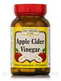 Apple Cider Vinegar 500 mg - 90 Capsules
