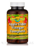 Apple Cider Vinegar Complete with Apple Pectin - 90 Vegetable Capsules