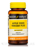 Apple Cider Vinegar Plus - 60 Tablets