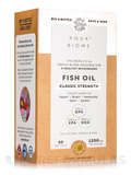 Aqua Biome™ Fish Oil Classic Strength - 60 Softgels