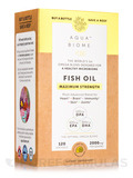 Aqua Biome™ Fish Oil Maximum Strength - 120 Softgels