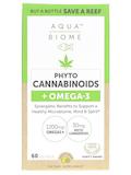 Aqua Biome™ Phytocannabinoids + Omega-3 - 60 Softgels