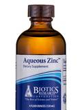 Aqueous Zinc 4 oz (120 ml)