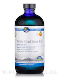 Arctic Cod Liver Oil - Orange - 16 fl. oz (473 ml)