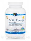 Arctic Omega 1000 mg, Lemon Flavor - 180 Soft Gels