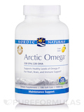 Arctic Omega - Lemon 1000 mg 180 Soft Gels