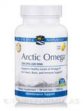 Arctic Omega - Lemon 1000 mg 90 Soft Gels