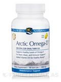 Arctic Omega-D- Lemon 1000 mg 90 Capsules