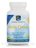 Arctic Omega - Lemon 1000 mg 90 Fish Gels