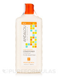 Argan Oil & Shea Conditioner, Moisture Rich - 11.5 fl. oz (340 ml)