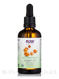 NOW® Solutions - Argan Oil (Certified Organic) - 2 fl. oz (60 ml)