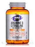Arginine & Citrulline 500/250 120 Capsules