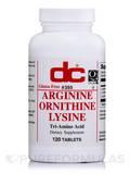 Arginine Ornithine Lysine 120 Tablets