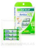 Arnica 30X (Pain Relief) - 3 Tubes (Approx. 80 Pellets Per Tube)