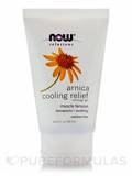NOW® Solutions - Arnica Cooling Relief Gel - 2 fl. oz (59 ml)