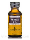 Arnica Oil - 1 fl. oz (29.6 ml)